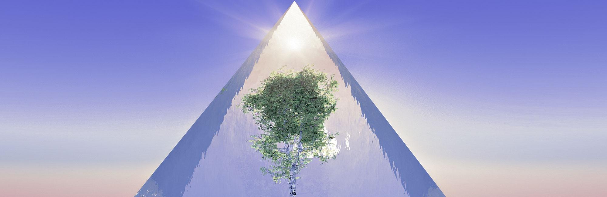 Pyramide de cristal vibratoire & sonore, ses enseignements et son rayonnement sont un véritable enchantement-Cristal Vibrasons