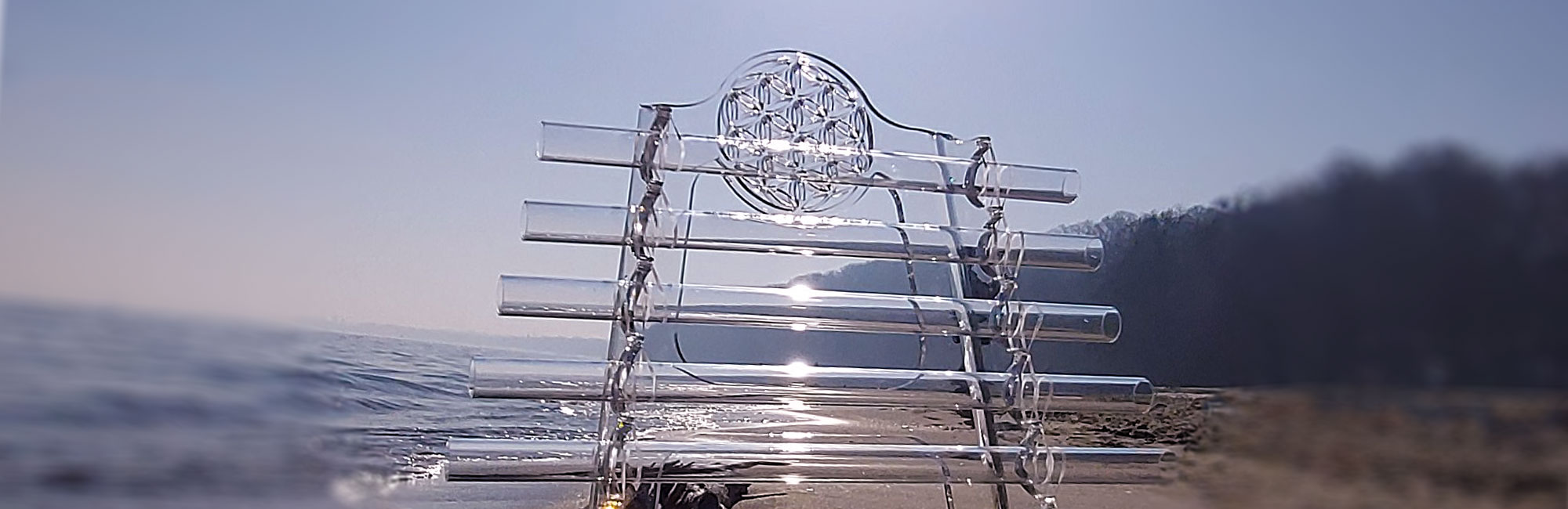 Harpes de cristal